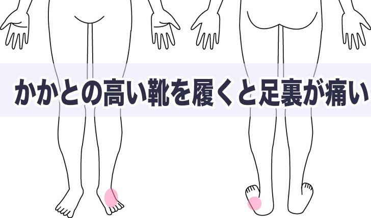歩くと足の外側に痛みを感じる原因と対処